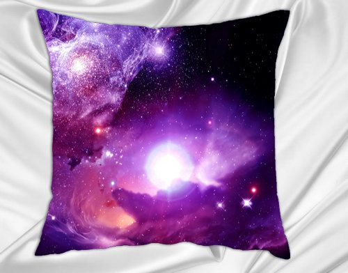 Dark purple pillow cover purple pillow case purple by Pillowow, $15.50 I want!!!!