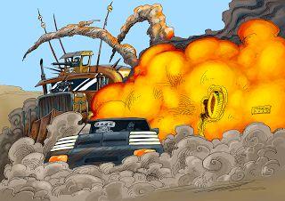 Czajnik's Workshop: Mad Max