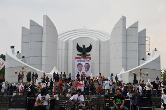 Quick Count Indo Barometer Menangkan Aher-Deddy Mizwar Satu Putaran   PKS TAKTAKAN