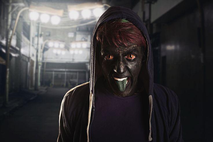 Μήπως θα θέλατε να γίνετε σαύρα διαλέγοντας τους ColourVue Sclera Full Eye 22 mm φακούς με σχέδιο ''Shadowcat''  https://goo.gl/yL1EX9 ....................................................................... #halloween #look #μεταμφίεση #makeup #scarylook #scaryparty #oct #οκτώβριος #halloweenparty #creepy #fall #trickortreat #φακοίεπαφής #contactlenses #crazylenses #δοκιμάστε #online #shopping #lentiamo #instahalloween #instagood #instaphoto…