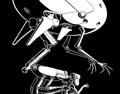 """Check out new work on my @Behance portfolio: """"The Bug"""" http://be.net/gallery/60079103/The-Bug"""