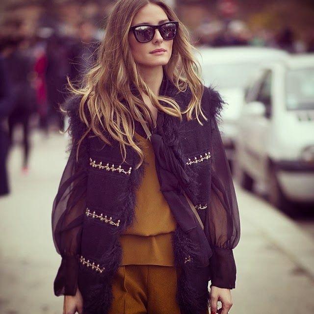 Paris Fashion Week 2014 : Olivia Palermo At Chloe - THE OLIVIA PALERMO LOOKBOOK