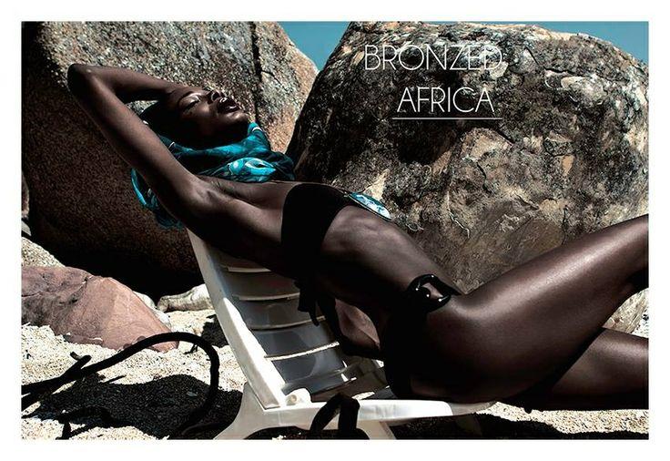 #sivanmiller Bronzed Africa #africa