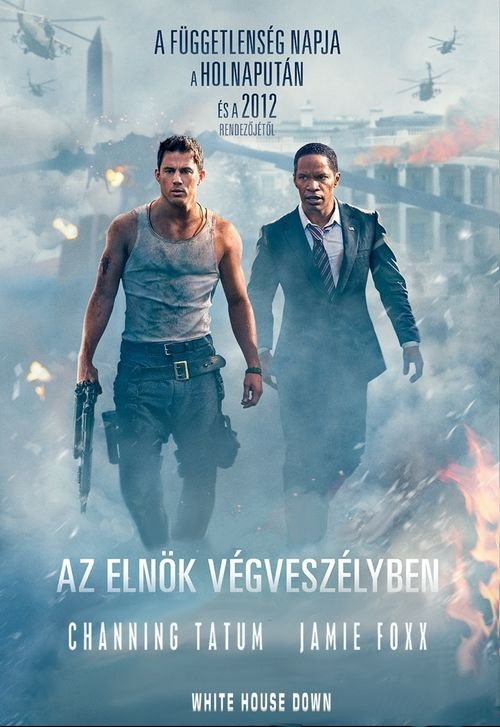 White House Down 2013 full Movie HD Free Download DVDrip