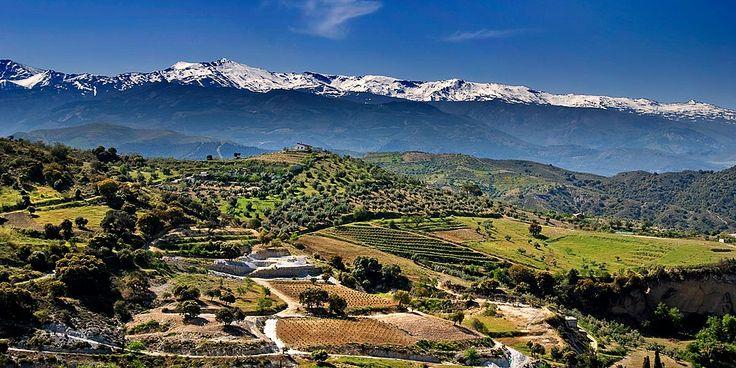Sierra Nevada National Park was declared a UNESCO Biosphere Reserve in 1986
