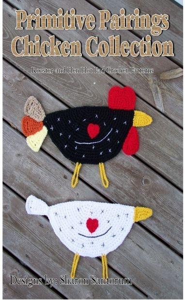 17 Best Images About Crochet Primitives On Pinterest