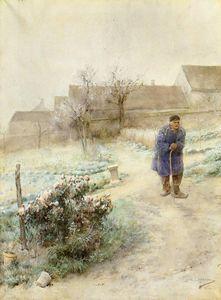 Carl Larsson - novembre