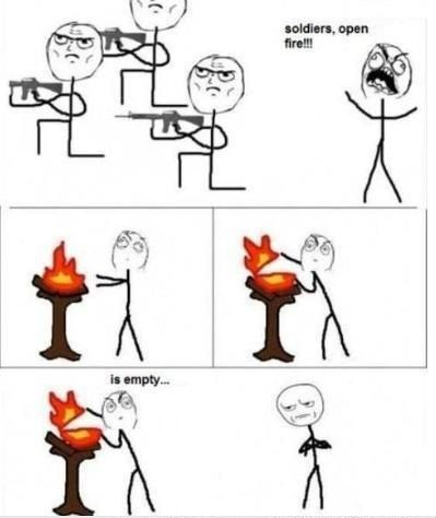When Derp's Army Lost To Herp... - Posted in Funny, Troll comics and LOL Images - Mix Pics