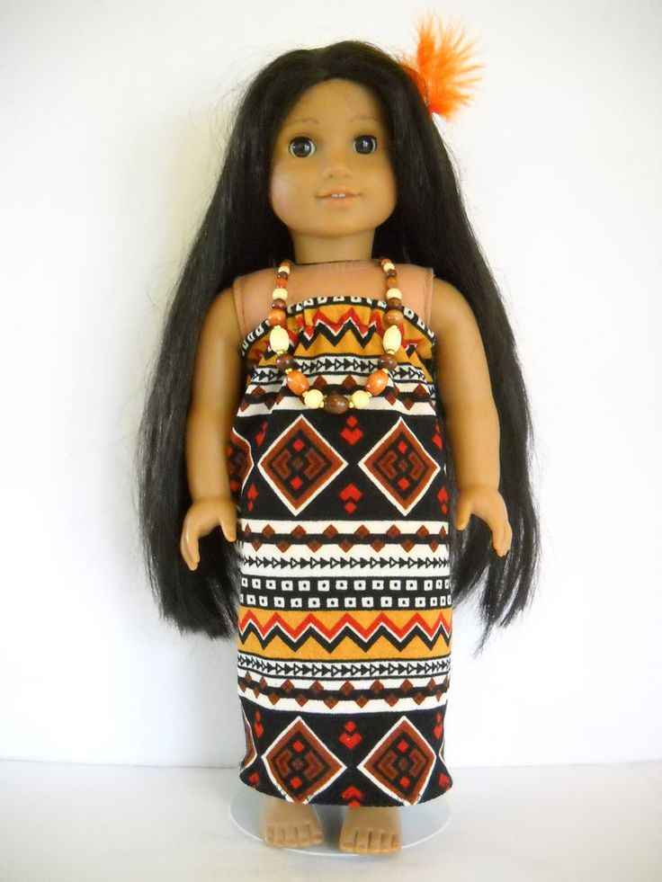 405 Best Images About 18 Doll Ethnic Clothes On Pinterest