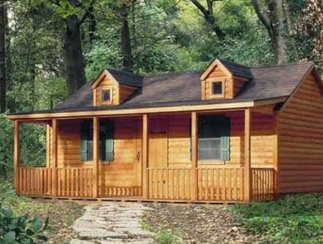 Best 25 log cabin modular homes ideas on pinterest for Log cabin builders in alabama