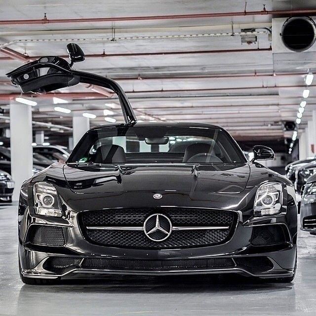 255 Best Images About Mercedes-Benz SLS AMG On Pinterest