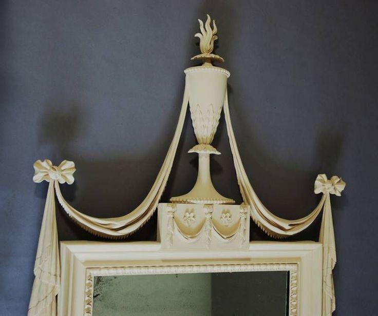 Klasszikus angol antik bútor,