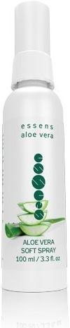 Aloe Vera Soft Spray - Intenzivní přírodní sprej obsahuje extrakt z Aloe vera Barbadensis Miller, účinnou složku Allantoin a extrakt z rostliny Chelidonium Majus. Díky vhodnému poměru složení jde o ideální prostředek ke zklidnění poškozené pokožky, např. při popáleninách, odřeninách, pocitu svědění či při zarudnutí - http://www.essens-club.cz/aloe-vera-soft-spray.html