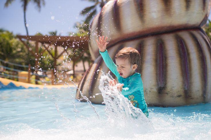 O Beach Park tem quase 8 milhões de litros de água. Um mundo aquático para você…