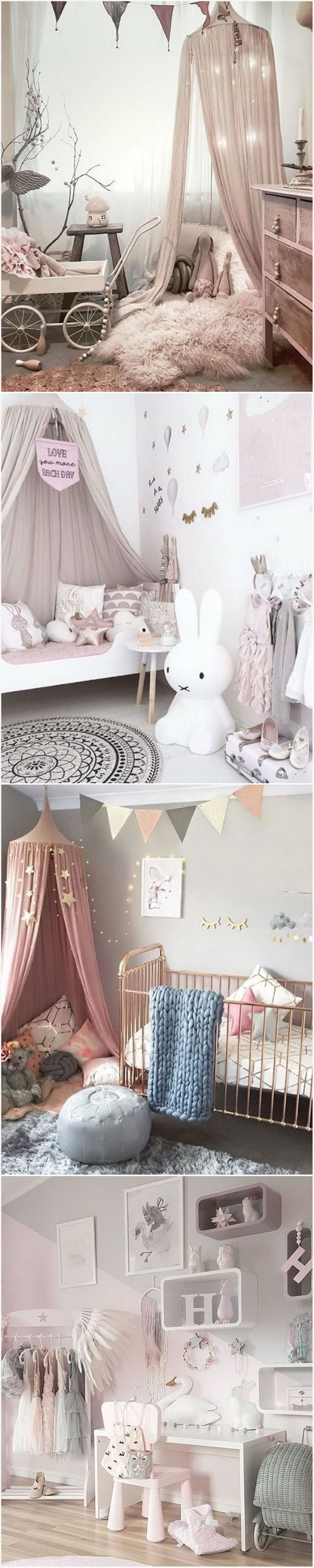 Children's and kids' room design ideas, whatever the room size, budget and fuss levels you're dealing with!