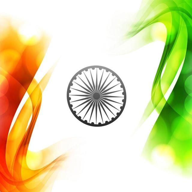 Vector Indian Flag Beautiful Wave Tricolor Background Illustration Flag Of India 15 August Indian Flag Color Png And Vector With Transparent Background For F Indian Flag Colors Indian Flag Indian Flag Images