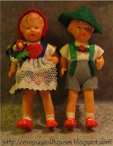 Minna's Miniatures: Hansel and Gretel