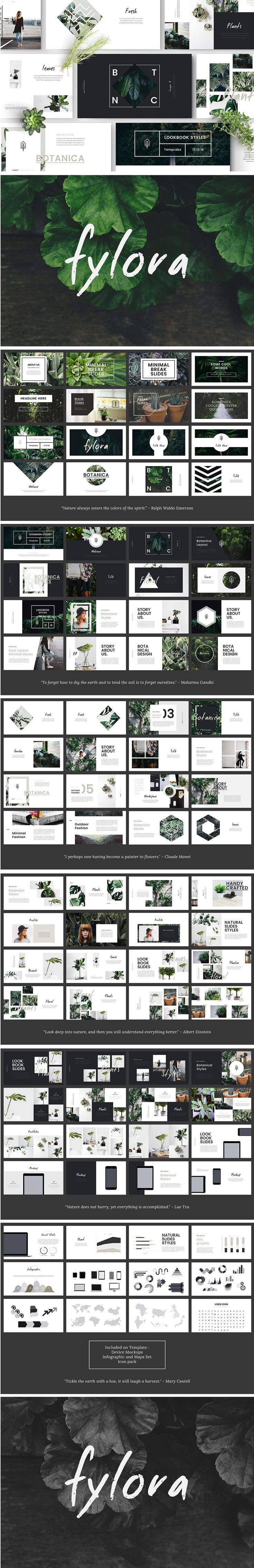 142 melhores imagens de powerpoint themes no pinterest fylora powerpoint template toneelgroepblik Image collections