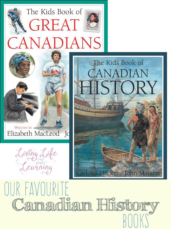 Canadian History Books