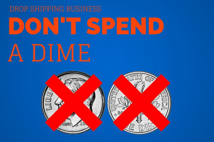 Drop Shipping Business | Don't Spend a Dime | Self Employed King