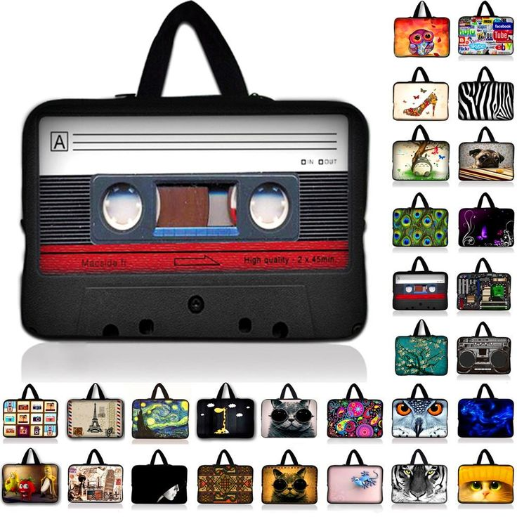Waterproof Neoprene Laptop Sleeve Tablet Bag Carry Cases Cover Pouch Protector For 7 10 11.6 13.3 14.4 15.4 15.6 17.3 17.4 inch #Affiliate