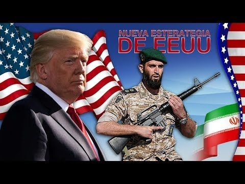 Detrás de la Razón - La nueva estrategia militar de Trump: Irán