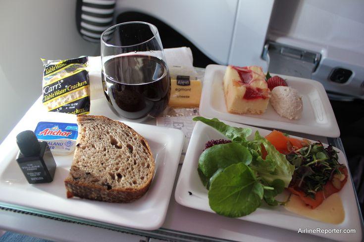 Air New Zealand's Premium Economy