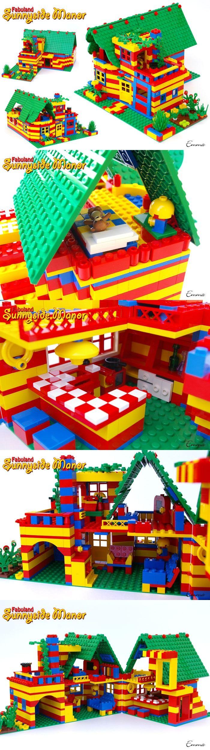 LEGO FABULAND Sunnyside Manor