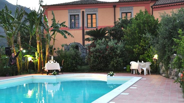 Casale Romano, Sicily