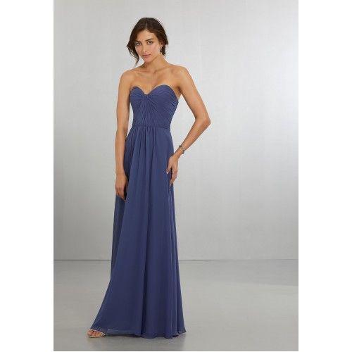 Mori Lee Bridesmaid Dress 21565