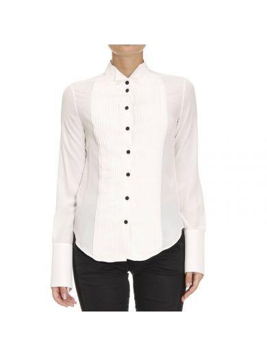 MOSCHINO Shirt Shirt Woman Moschino Couture. #moschino #cloth #shirts