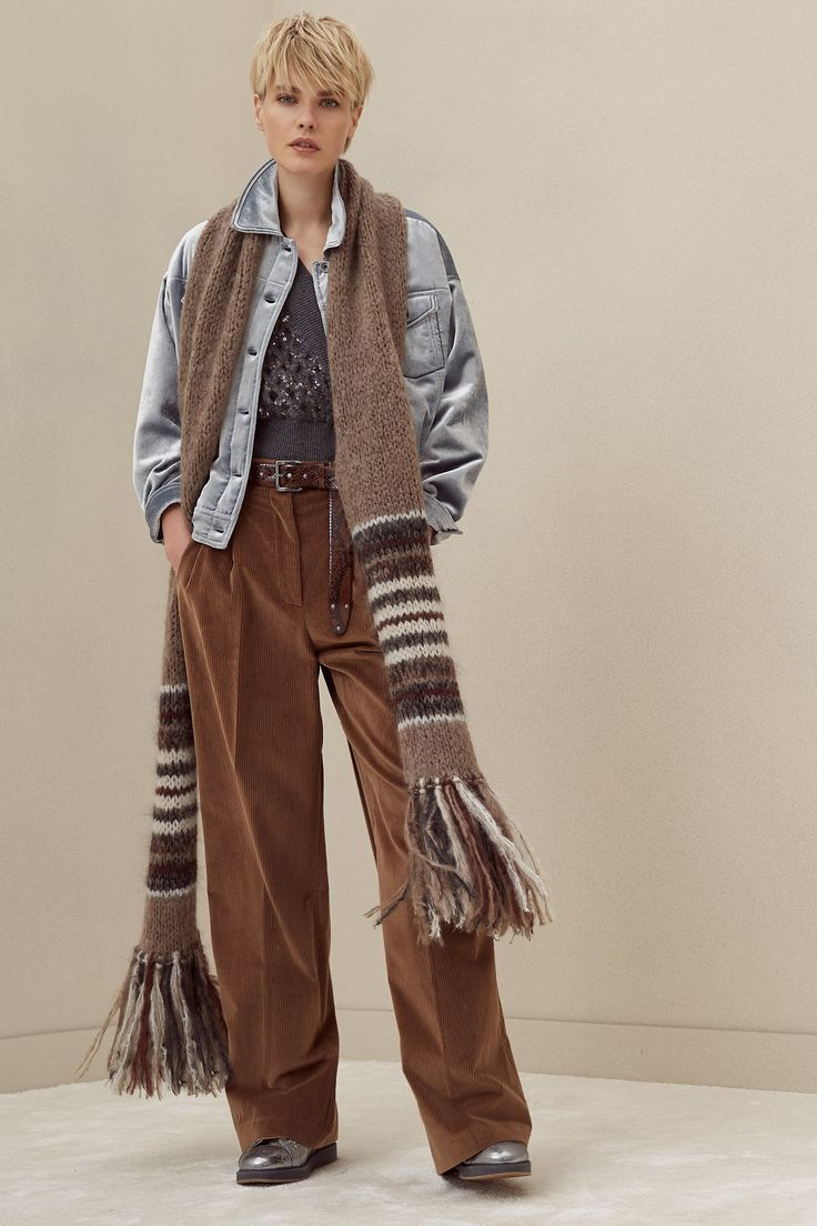 Brunello Cucinelli Fall 2018 Ready-to-Wear Collection - Vogue