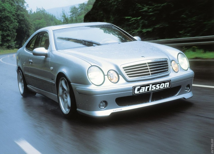 1998 Carlsson Mercedes Benz CLK, I use to have this bumber on my 1999 CLK 430