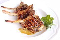 Costolette di agnello marinate un secondo gustoso in poche mosse
