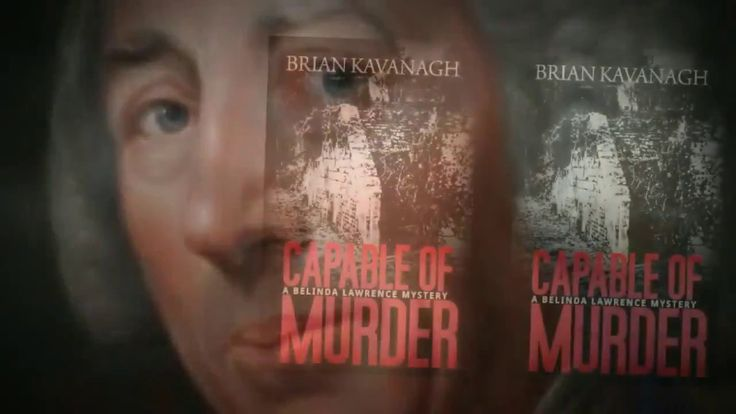 CAPABLE OF MURDER BOOK ONE Belinda Lawrence English Mysteries http://beekayvic.tripod.com