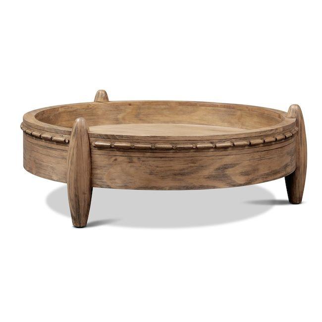 Farrah Coffee Table Pine American Signature Furniture In 2020