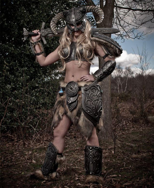 The Best Skyrim Cosplay We've Seen So Far