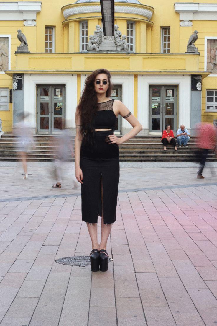 Photo: Kati Edőcs Model: Balázsi Fanni Assistant: Márk Patrik Kovács