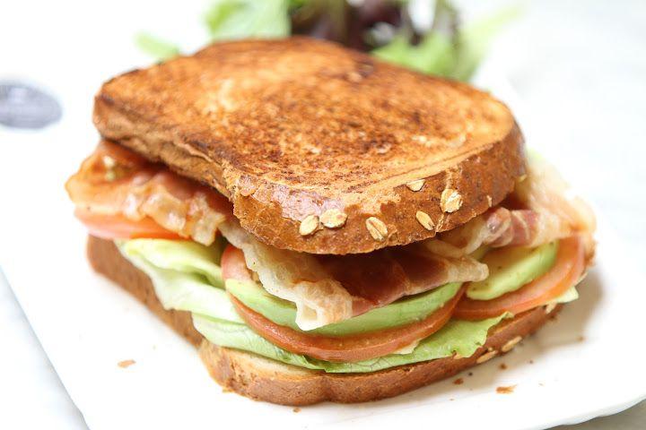 Crispy Sandwich by California Bakery