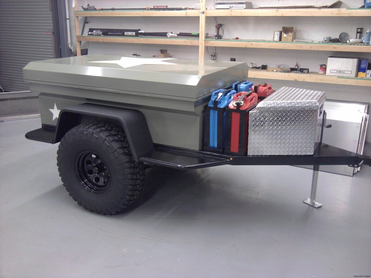 88 Best M416 And Offroad Trailers Images On Pinterest