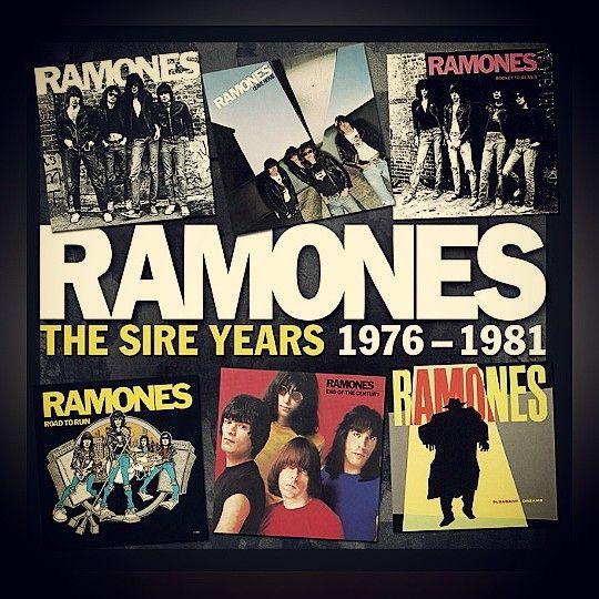 Inspiración de estilo.. #TheRamones