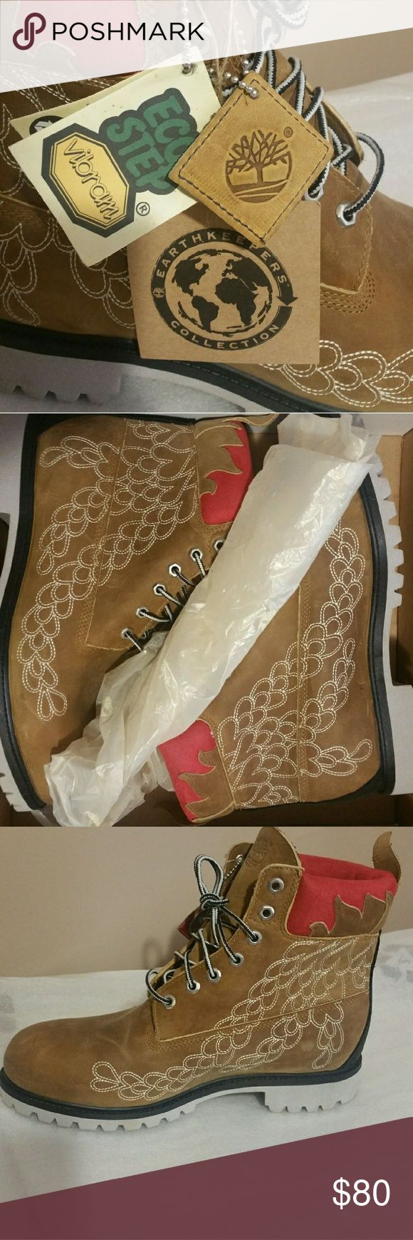 Timberlands (Brand New, Still In The Box) Never Been Worn (Authentic) Timbs...Size 12...   ✔Price Is Negotiable.. ✔Send Me A Reasonable Offer, And I Will Accept... ✔No Trades... ✔Perfect With No Flaws.. ✔2+ Items Bundled/Receive Discount...                   ✅THANKS FOR LOOKING😉 Timberland Shoes Lace Up Boots