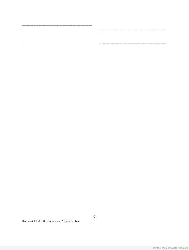 383 best Printable Template images on Pinterest Free printable - generic affidavit