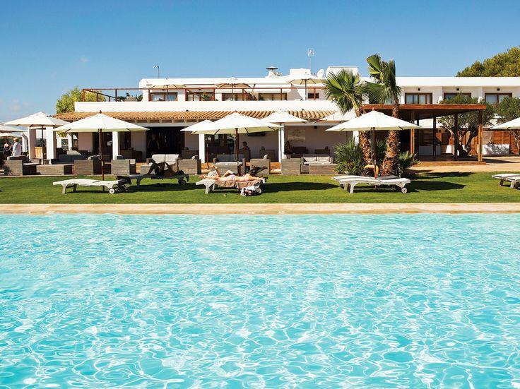 Formentera beaches hotels and restaurant - Hotel gecko beach club formentera ...