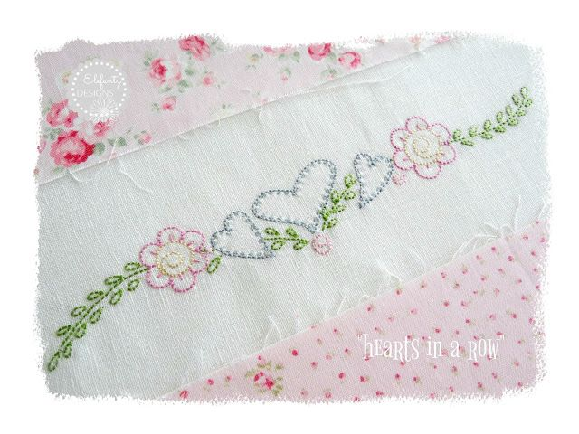 Jenny of Elefantz stitchery design