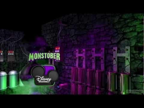 disney channel monstober halloween town