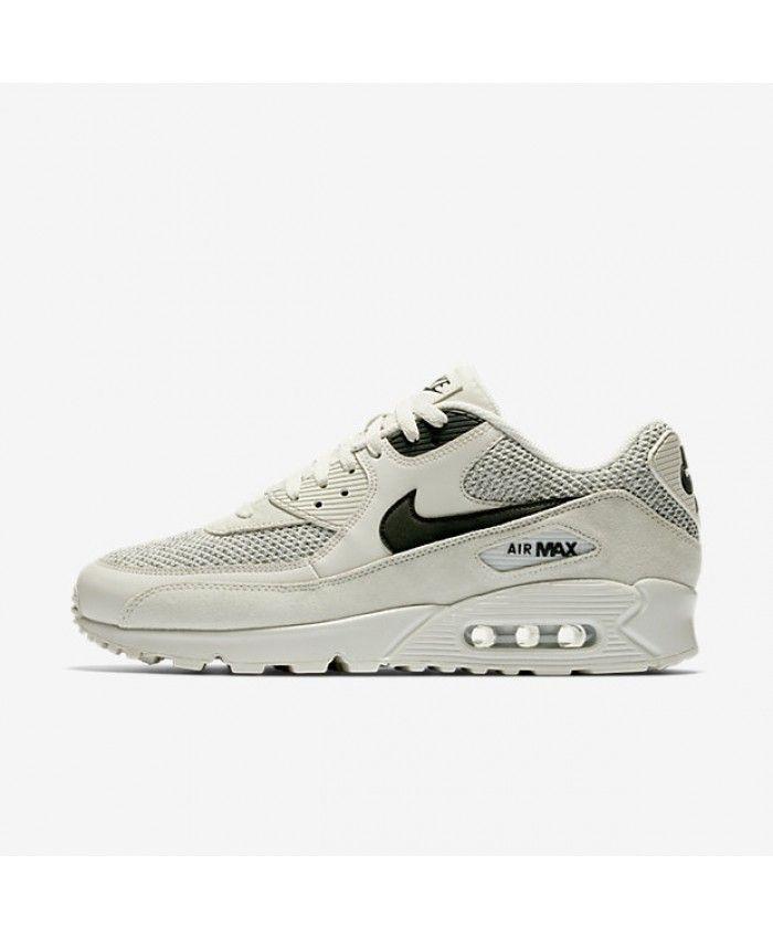 Nike Air Max 90 Essential Light Bone Black Pure Platinum