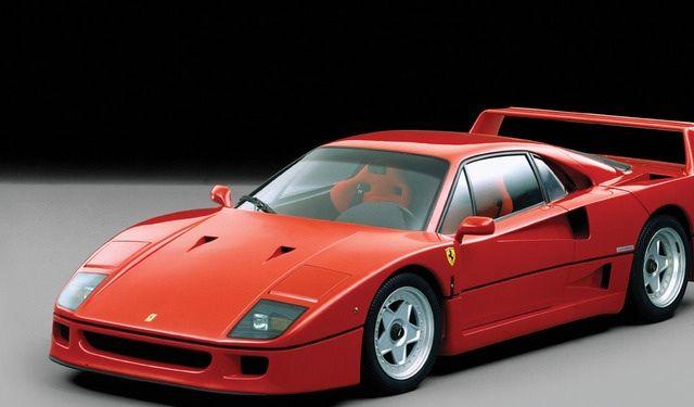 Fioravanti Design Ferrari F40 #Fioravanti #Car #Ferrari #F40 #GTClassic @GTClassic