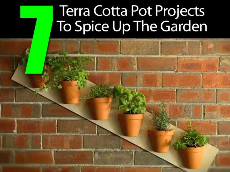 terra cotta pot craft ideas 7 terra cotta pot projects to spice up the garden terra 7228
