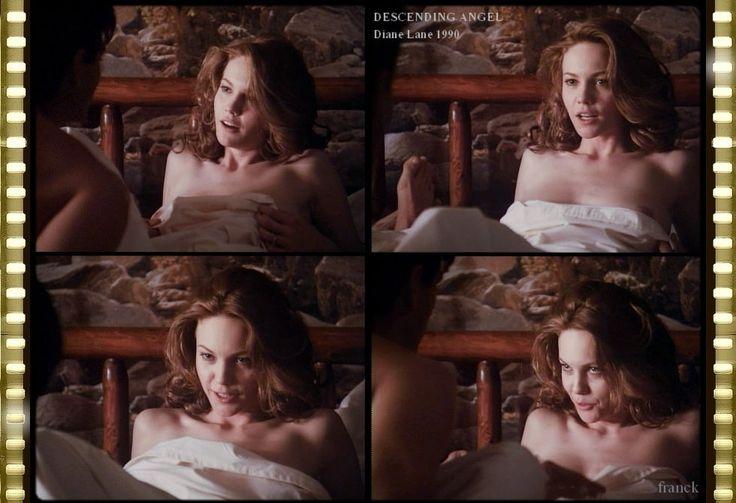DIANE LANE ..1990   Descending Angel (1990). by Jeremy Kagan / Diane Lane, Eric Roberts, George C. Scott,